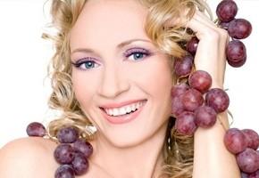 Виноградная маска