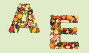 vitamin а и е