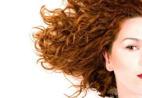 Вьющиеся тонкие волосы