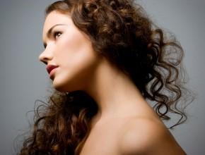 Укрепление вьющихся волос