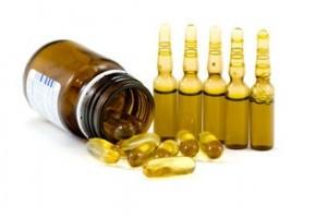 витамин д в ампулах для волос