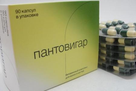 Витамины пантовигар для волос: красота и здоровье в каждом завитке