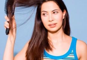 Выпадают волосы в лобной части у женщин что делать