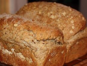 Ржаной хлеб для масок с касторкой
