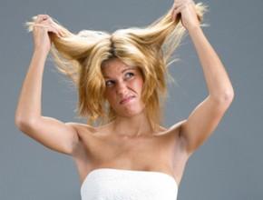 Волосопад: основные причины
