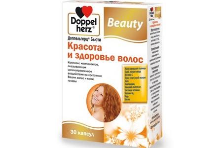 Витамины для волос доппельгерц: естественная красота и быстрое восстановление