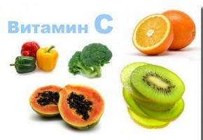Такие полезные витаминчики