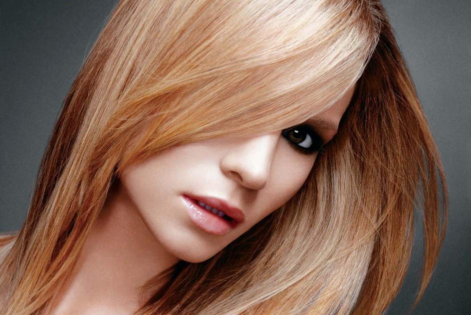 Покрасить волосы в белый цвет - 9c6b4
