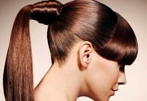 Окрашивание чистых волос