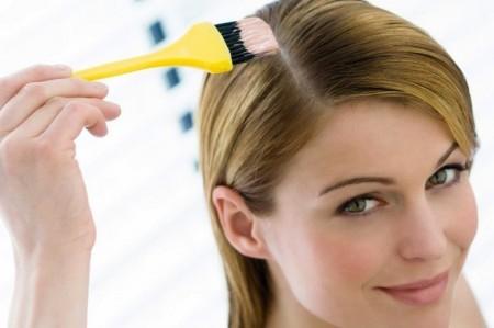 Красить хной волосы на чистые или грязные волосы
