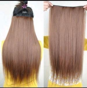 Искусственные волосы покрасить